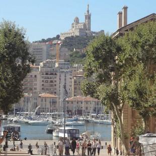 marseille mairie vieux port