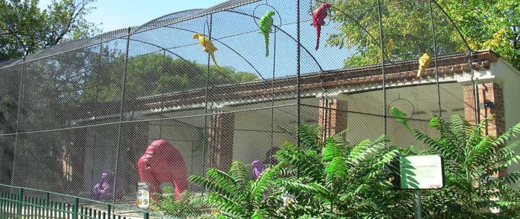 Marseille parcs jardins le palais longchamp for Le jardin zoologique