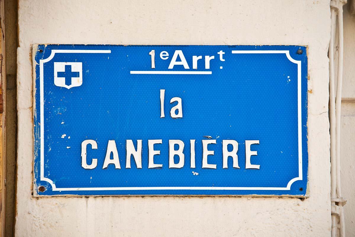 marseille la Canebiere