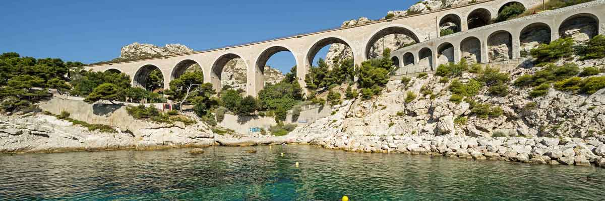estaque plage train