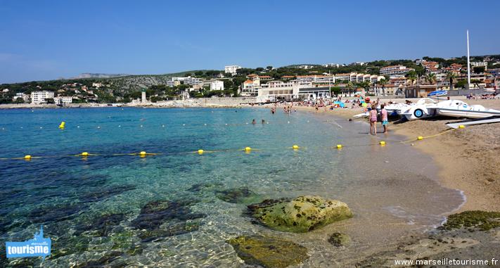 Plus Belles Amp Meilleures Plages Marseille Plage Paradisiaque