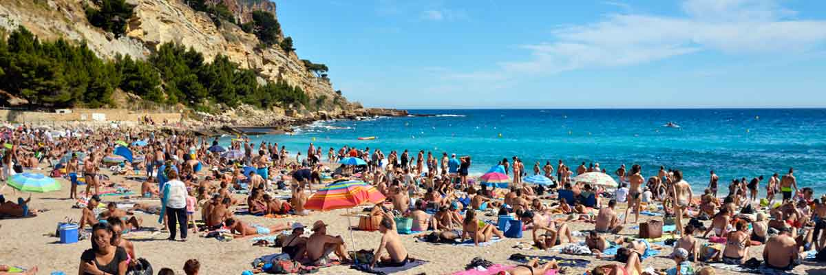 plages cassis marseille mer provence