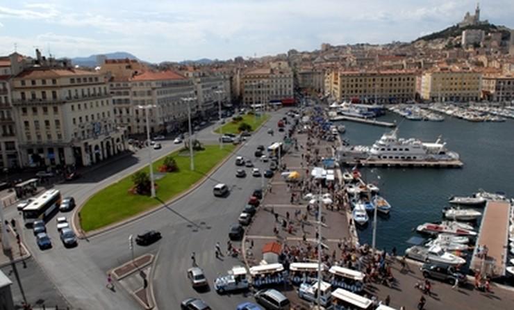 Lhistoire Du VieuxPort En Images Tourisme Marseille Visiter La - Hotel marseille vieux port pas cher