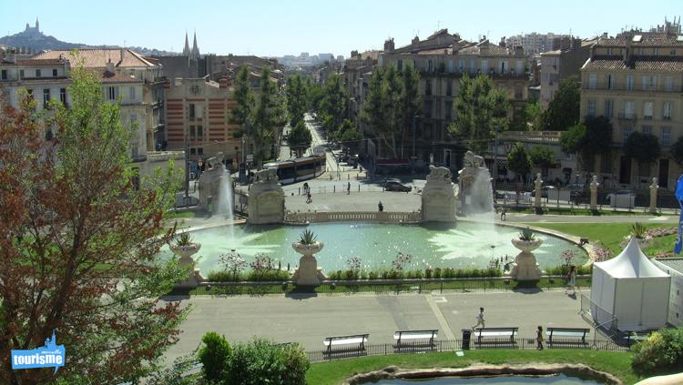 Les cinq avenues a Marseille