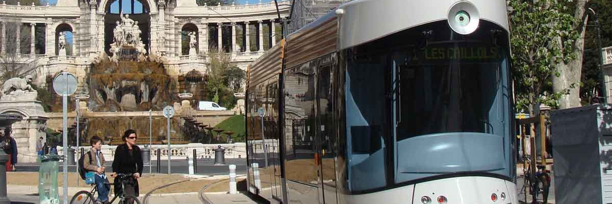 tramway marseille lignes stations