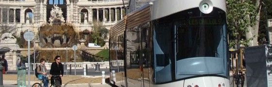 tramway marseille lignes stations
