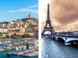 Paris Marseille déménagement parisiens marseillais