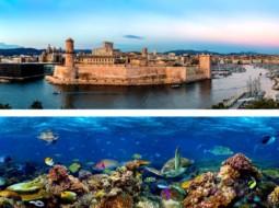 sous marin Marseille tourisme