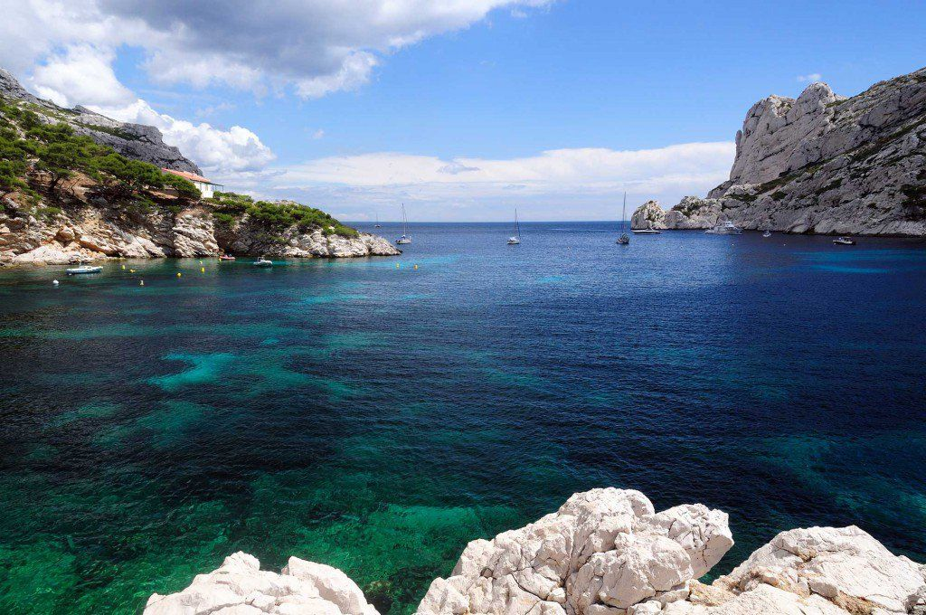 Callelongue Calanque