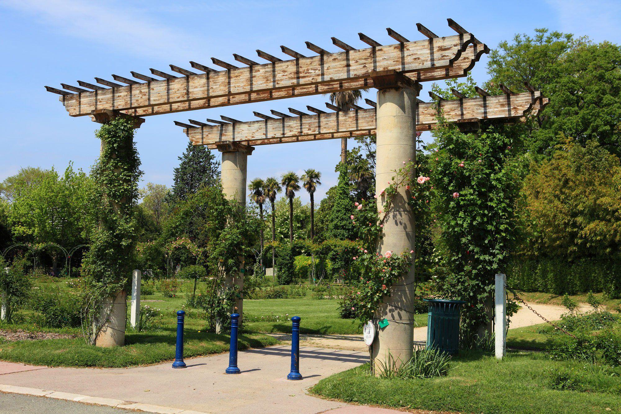 Parc Borély à Marseille