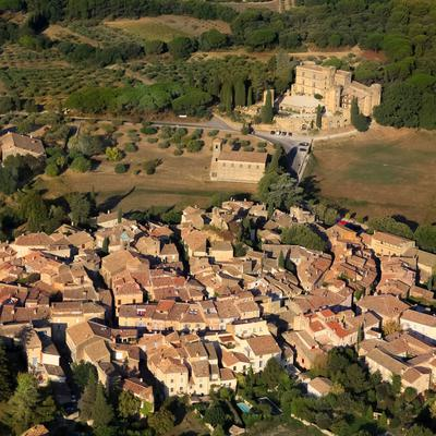 Les plus beaux villages de France en Provence