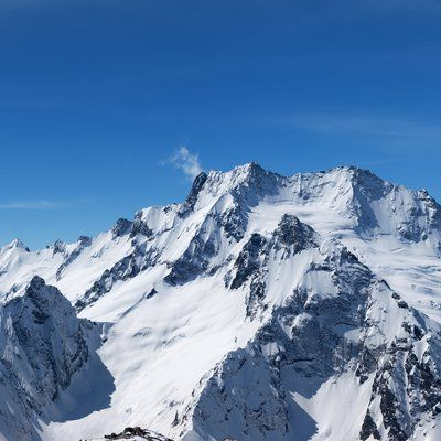 TOP 5 ski resorts less than 3 hours from Marseille