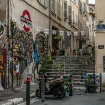 Old Town of Marseille (le Panier)